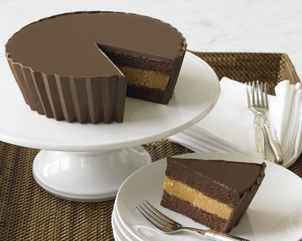 Chocolate Penut Butter Cake  Year Old